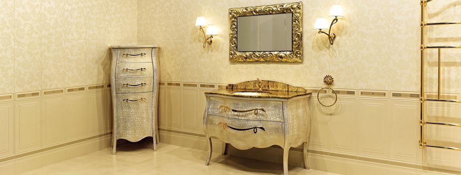 Boiserie piemme - Boiserie in ceramica per bagno ...