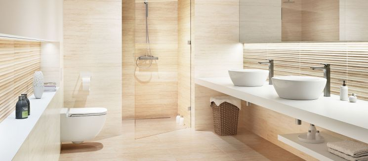 Classic Travertine Mei
