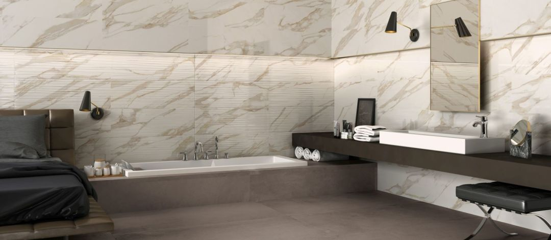 Purity Of Marble Wall Supergres