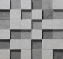 Nanoevolution grey striato mosaico G-1688