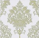Декор Paisley Decor Blanco 20x20