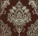 Декор Paisley Decor Chocolate 20x20