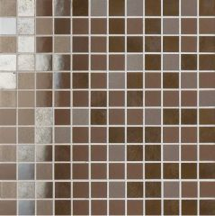 Мозаика Milady MLW 666L Mosaico Lustro Coffee Brown 30x30