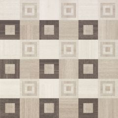 Rug Home Square Dark Dec. ret