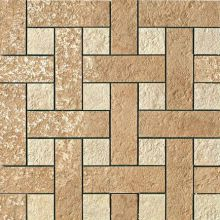 114340  Mosaico Chesterfield Beige-Almond