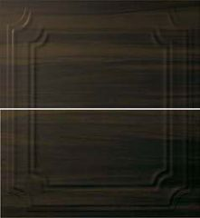 Aston Wood Dark Oak Boiserie 3D