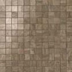 S.M. Woodstone Taupe Mosaic