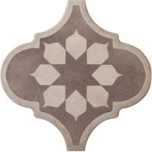 Curvytile Factory Blume Taupe
