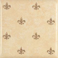 Декор decor rivalto gold crema 15*15