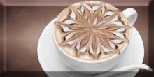 DecorCoffee Capuccino Marron B