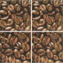 Декор Set Coffee Beans 03 (4pzs) 20х20