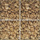 Декор Set Coffee Beans 02 (4pzs) 20х20