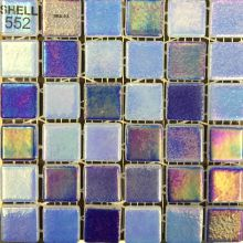 Shell Mix Deep Blu 552/555