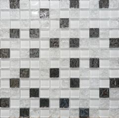 Mosaic Glass White DW7MGW00